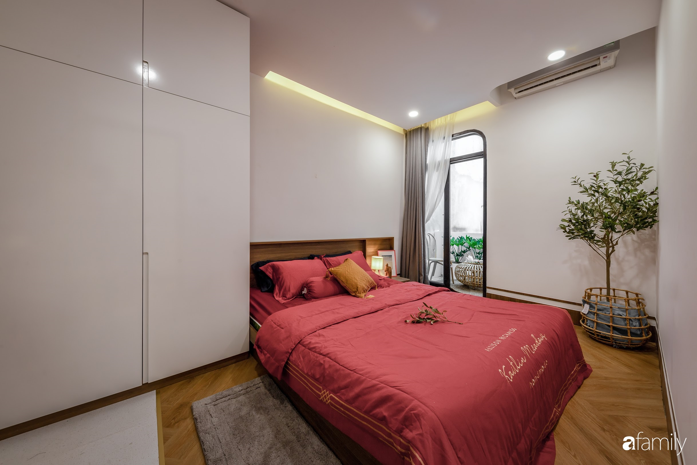 Nhà phố Tiền Giang đẹp hài hòa với thiết kế hiện đại, bố trí nội thất thông minh với chi phí 1,8 tỉ đồng - Ảnh 10.