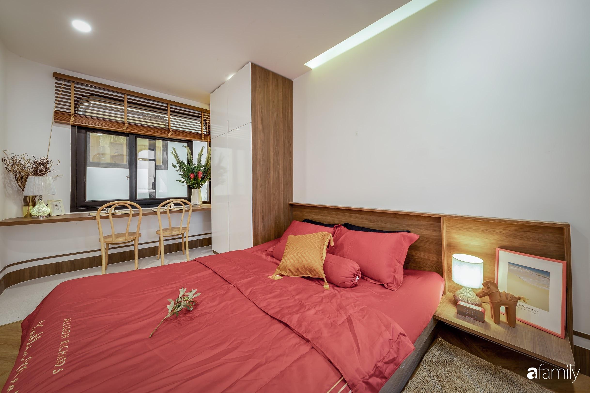 Nhà phố Tiền Giang đẹp hài hòa với thiết kế hiện đại, bố trí nội thất thông minh với chi phí 1,8 tỉ đồng - Ảnh 9.