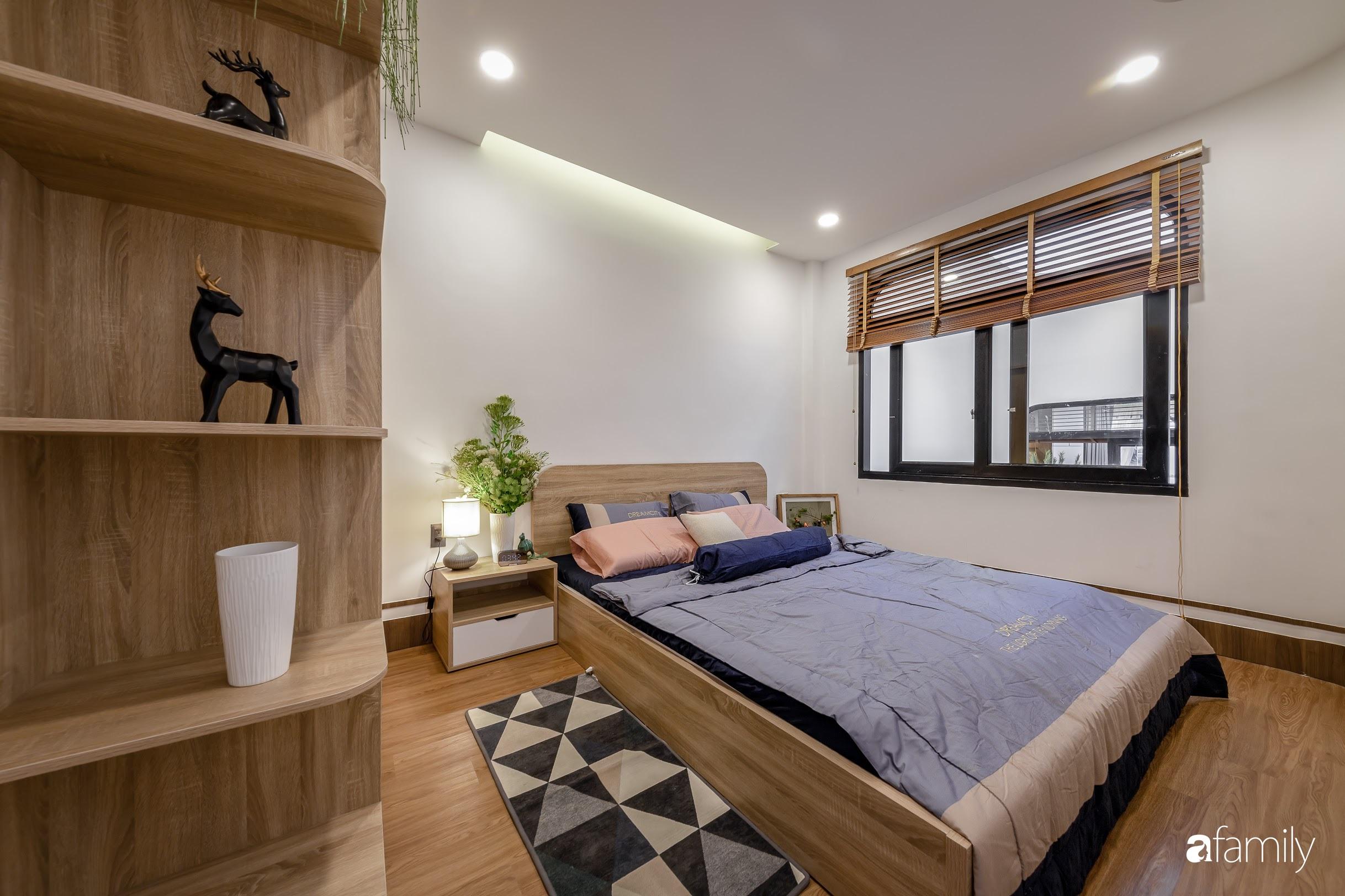 Nhà phố Tiền Giang đẹp hài hòa với thiết kế hiện đại, bố trí nội thất thông minh với chi phí 1,8 tỉ đồng - Ảnh 7.