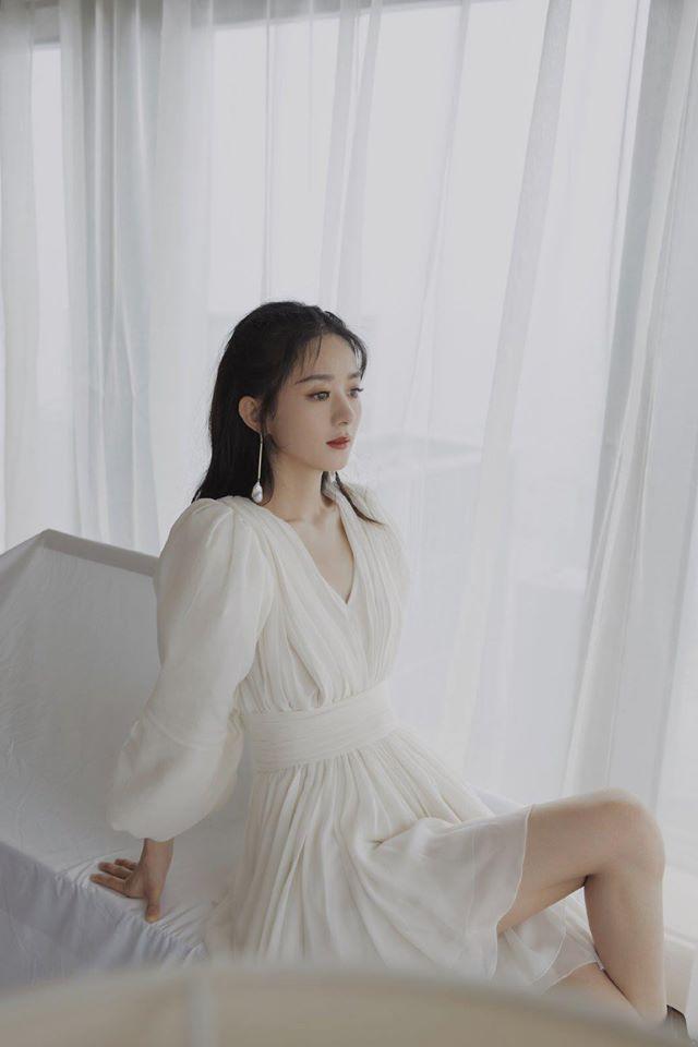 """Hot nhất lúc này: Triệu Lệ Dĩnh xác nhận đóng """"Thu Cúc truyền kỳ"""" sau khi yêu Vương Nhất Bác ở """"Hữu Phỉ"""" - Ảnh 7."""