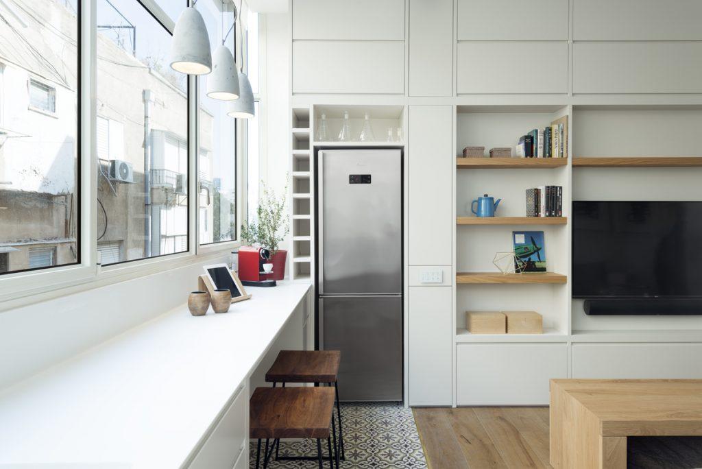 Căn hộ 59m² thiết kế vừa vặn cho cuộc sống hiện đại, tiện nghi ở thủ đô - Ảnh 2.