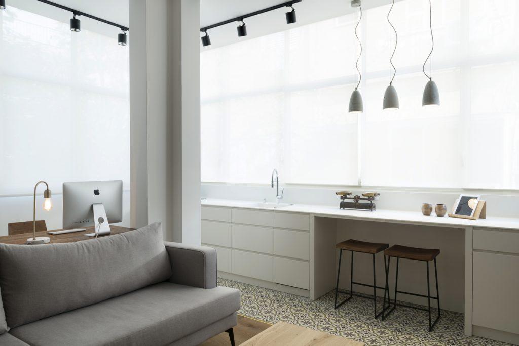 Căn hộ 59m² thiết kế vừa vặn cho cuộc sống hiện đại, tiện nghi ở thủ đô - Ảnh 3.