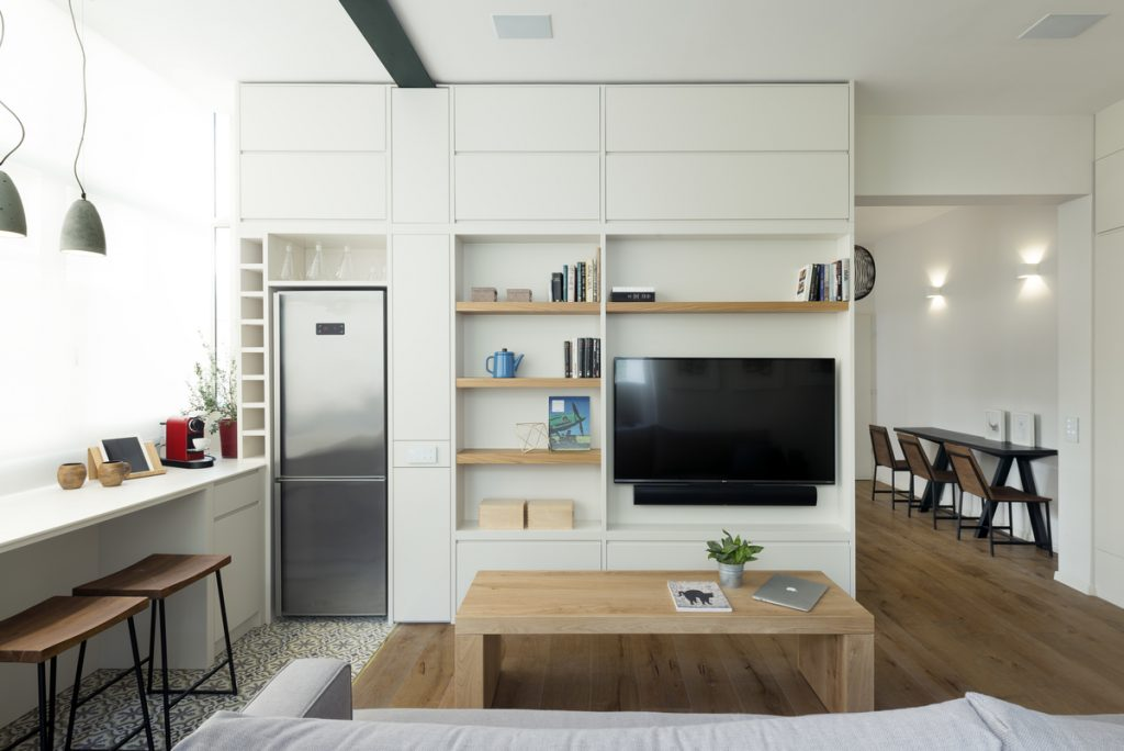 Căn hộ 59m² thiết kế vừa vặn cho cuộc sống hiện đại, tiện nghi ở thủ đô - Ảnh 5.