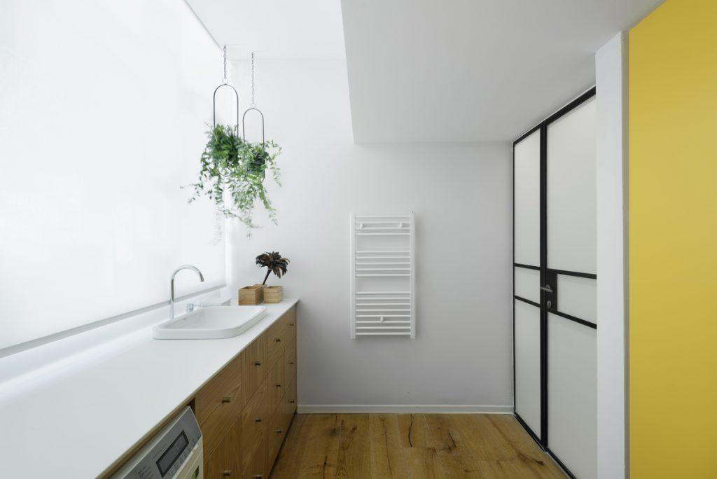 Căn hộ 59m² thiết kế vừa vặn cho cuộc sống hiện đại, tiện nghi ở thủ đô - Ảnh 10.