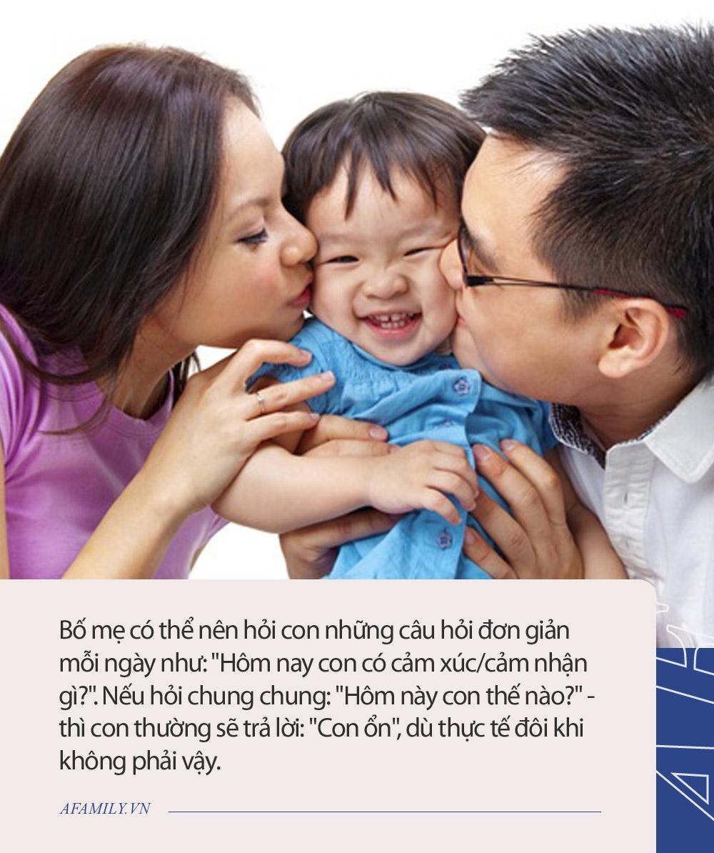Việc cần làm mỗi ngày để nuôi dạy những đứa trẻ có chỉ số EQ cao - Ảnh 2.