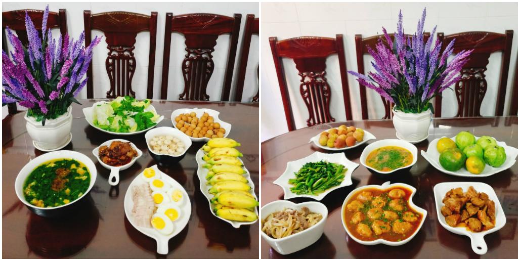 Chỉ từ 130k trở lên, bà nội trợ đảm Sài Gòn sắm sửa mỗi bữa cơm đều như đãi tiệc với các món bổ dưỡng, đẹp mắt cho gia đình 6 thành viên - Ảnh 7.