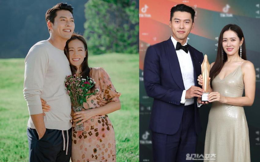 """""""Hạ cánh nơi anh"""" lại được đề cử giải thưởng lớn, fan sắp được xem Hyun Bin và Son Ye Jin liếc mắt đưa tình?"""