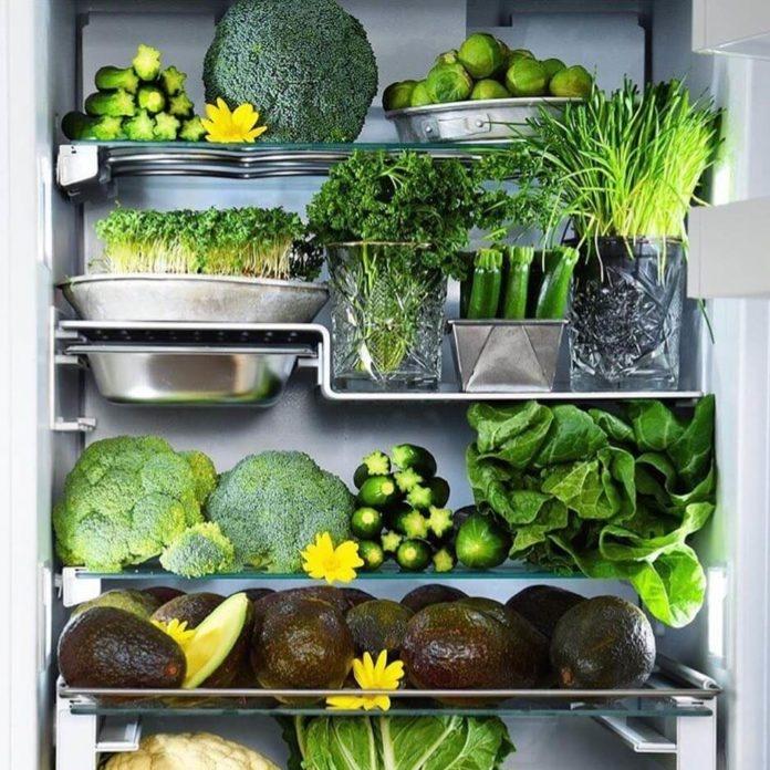Bảo quản rau củ trong tủ lạnh 10 cách vẫn hư héo như thường nếu bạn không biết những điều này! - Ảnh 1.