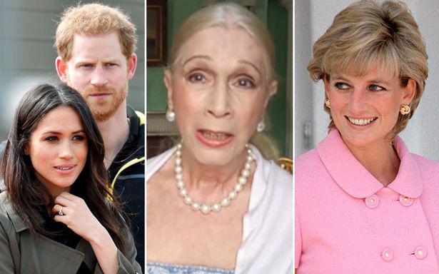 Bạn thân Công nương Diana tiếp tục nhận xét thẳng thừng về Meghan Markle, vạch trần âm mưu ''tẩy trắng'' của nữ công tước