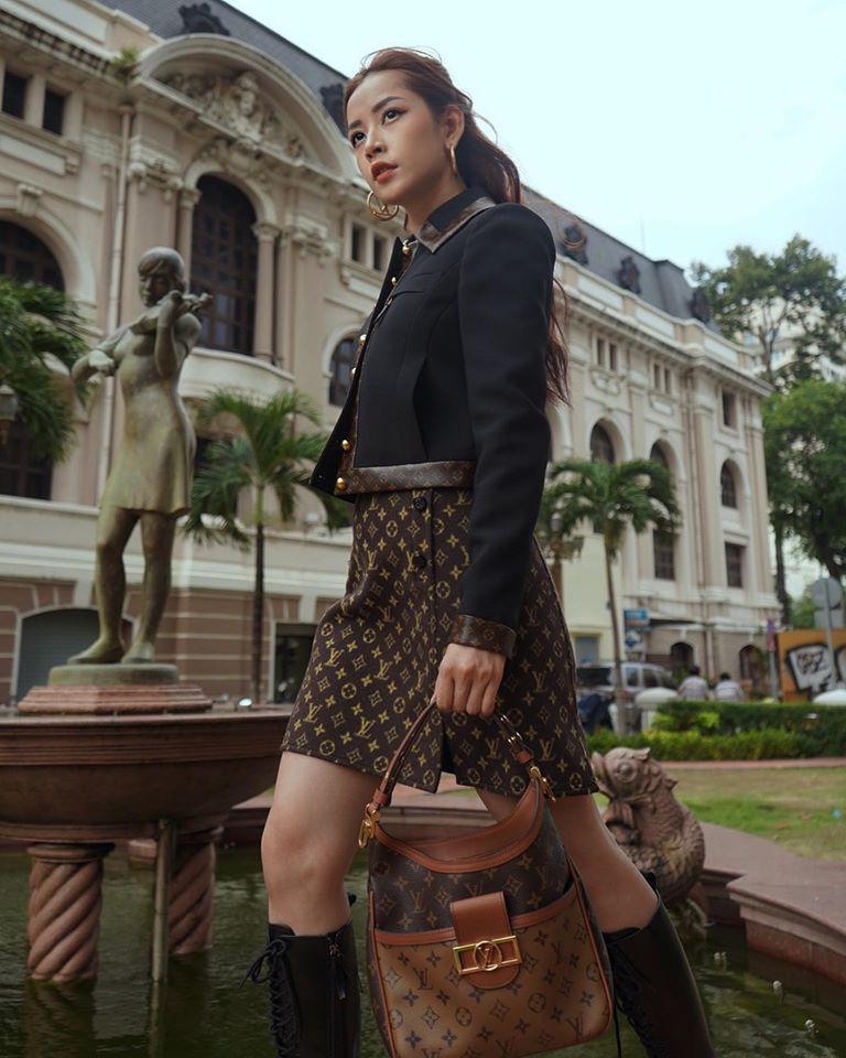 """Lan Ngọc đụng độ """"nữ hoàng Instagram"""" Việt Nam nhưng vẫn khéo tạo dáng tôn chân thon sexy - Ảnh 3."""