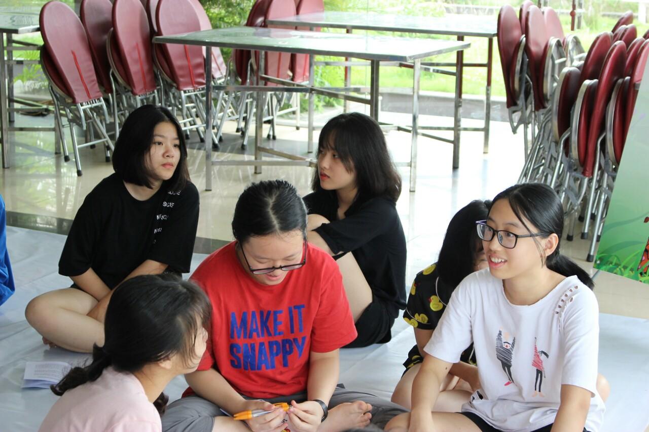 Nữ thủ khoa vào lớp 10 công lập Hà Nội với số điểm 48.5: Luôn đi ngủ lúc 10h nhưng bất ngờ hơn là quyết định chọn trường - Ảnh 3.