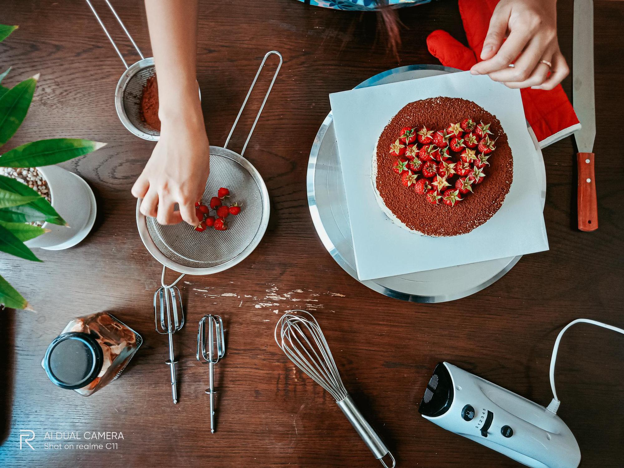 Điều gì khiến cô nàng yêu bếp bỏ đi chơi cuối tuần để nấu nướng? - Ảnh 6.