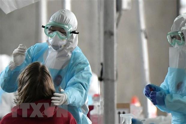 Lượng virus SARS-CoV-2 ở ca không triệu chứng như ca có triệu chứng - Ảnh 1.