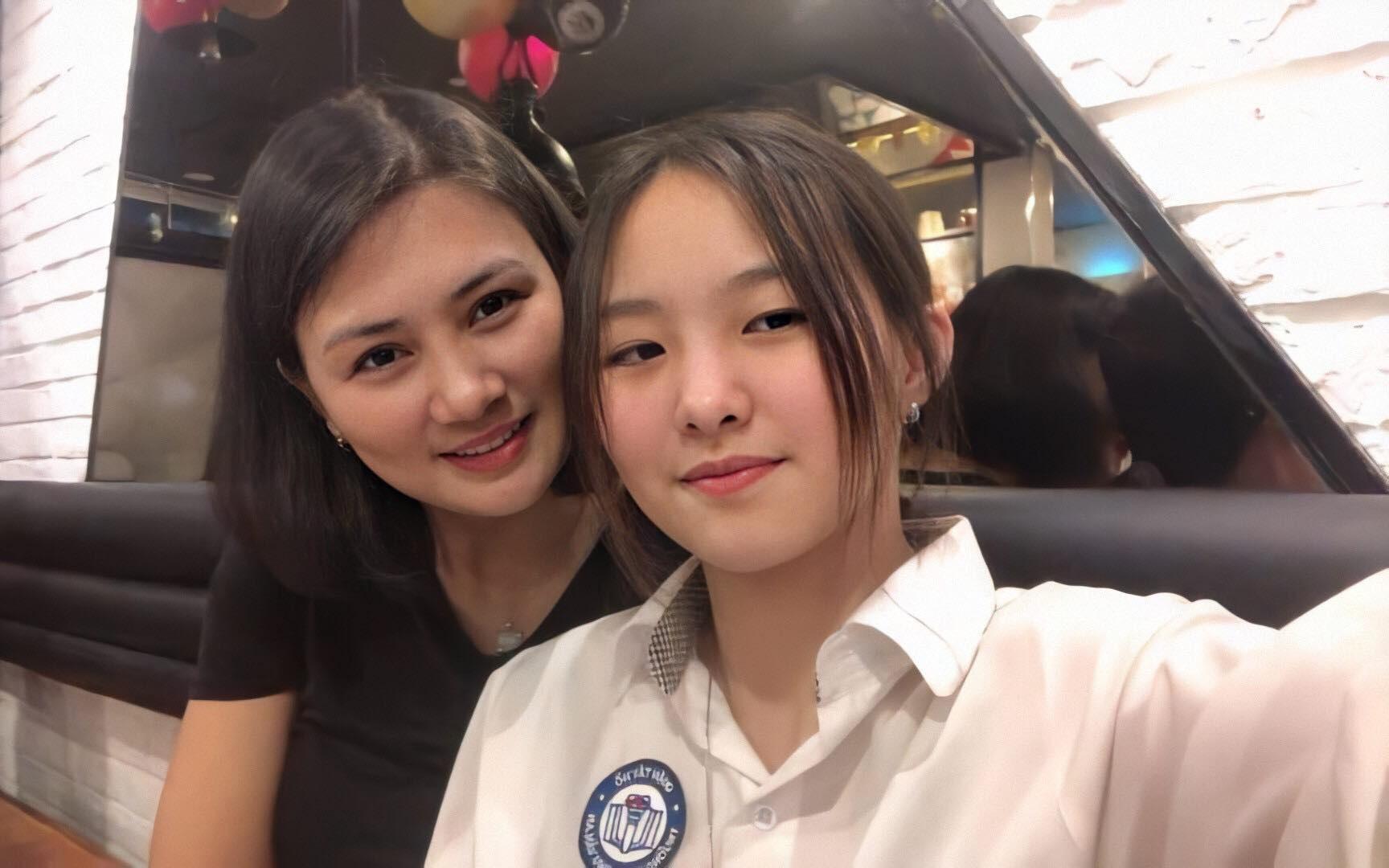 """Con gái của """"Hoa khôi bóng chuyền"""" Kim Huệ: Xinh xắn chẳng thua kém mẹ, đã vậy còn học cực giỏi và cá tính như này"""