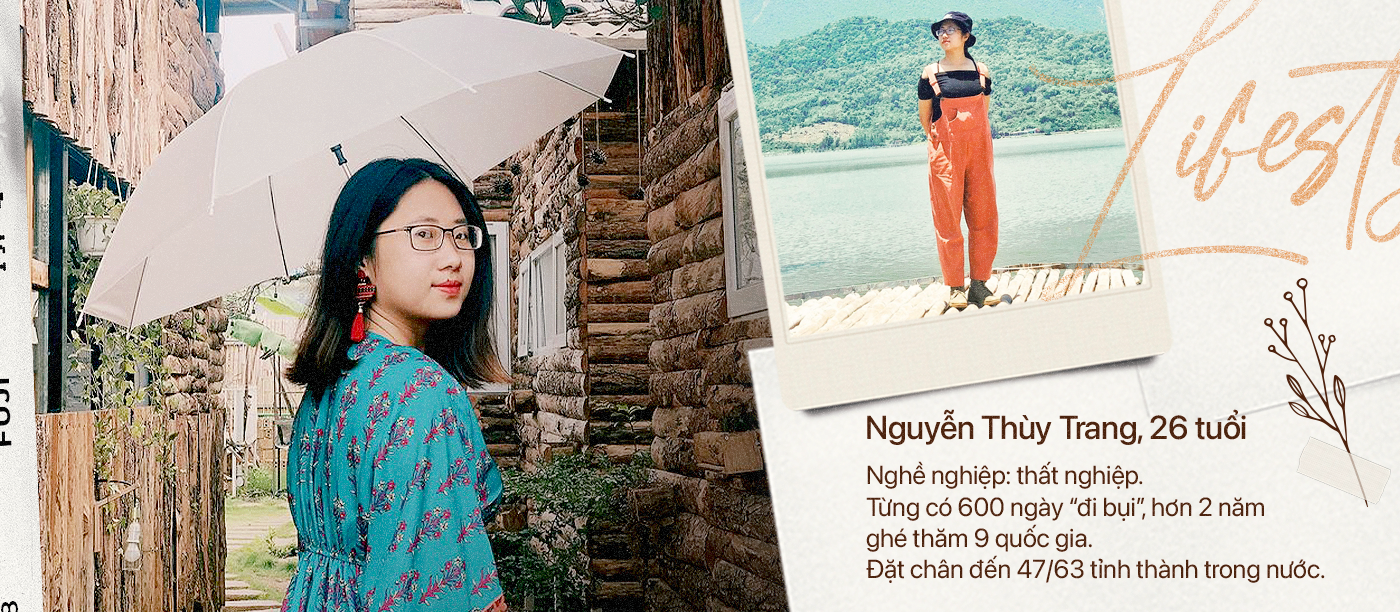 """Cô nàng độc thân 26 tuổi lần đầu đi xuyên Việt bằng xe máy với 7 triệu và 17 ngày: Cả tuổi trẻ dành để """"đi bụi"""", sống không dũng cảm uổng phí thanh xuân! - Ảnh 1."""