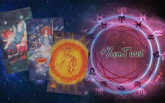 Rút một lá bài Tarot đại diện cho cung Hoàng đạo để biết phước lành nào sẽ đến với bạn trong tháng 8