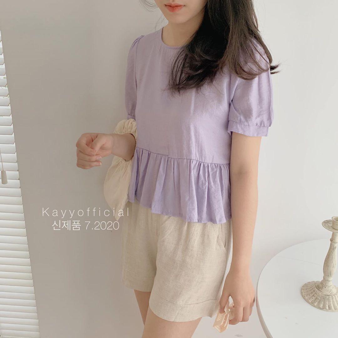 Áo blouse nhấn eo đã hack dáng còn mix được 5 kiểu khác nhau, bảo sao nàng nào cũng muốn sắm vài ba chiếc - Ảnh 11.