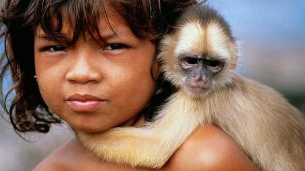Người phụ nữ không tên: Bé gái 4 tuổi bị bắt cóc được khỉ nuôi dưỡng trong suốt nhiều năm trước khi rơi vào bi kịch lần nữa và kết thúc có hậu - Ảnh 2.