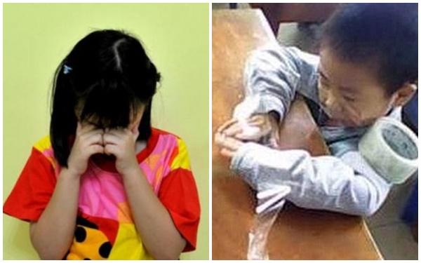 Singapore: Giáo viên trường mầm non Montessori bị tố cáo bắt trẻ em ăn bãi nôn của chính mình và dán băng keo vào miệng các em để không nói chuyện - Ảnh 1.
