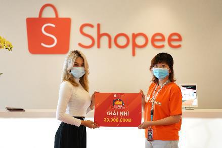 Đam mê livestream, nữ streamer 9X chiến thắng chương trình Vua Chốt Đơn của Shopee - Ảnh 4.