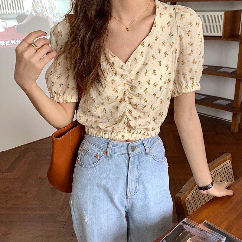 Áo blouse nhấn eo đã hack dáng còn mix được 5 kiểu khác nhau, bảo sao nàng nào cũng muốn sắm vài ba chiếc - Ảnh 15.