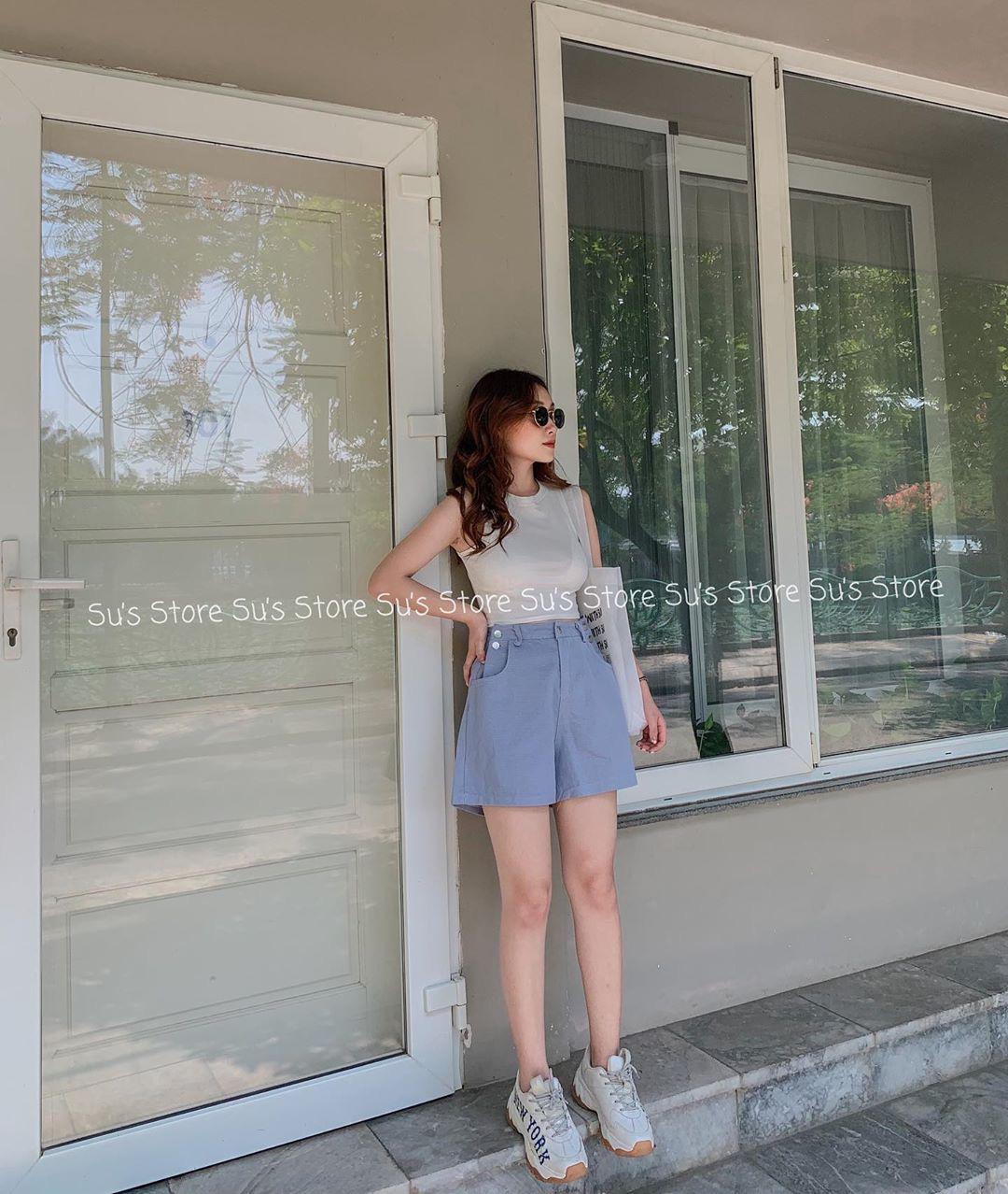 Nhờ chiếc crop top mà netizen mới biết Kim Yoo Jung có vòng eo đẹp mê, bí kíp mặc kín mà vẫn sexy là đây chứ đâu  - Ảnh 9.
