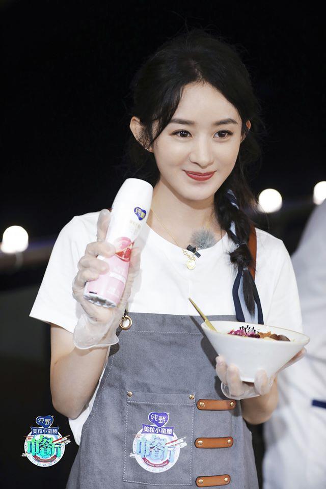 """""""Nhà hàng Trung Hoa 4"""" bị tố cắt xén chèn ép Triệu Lệ Dĩnh, NSX tức giận mắng fan của bà xã Phùng Thiệu Phong  - Ảnh 4."""