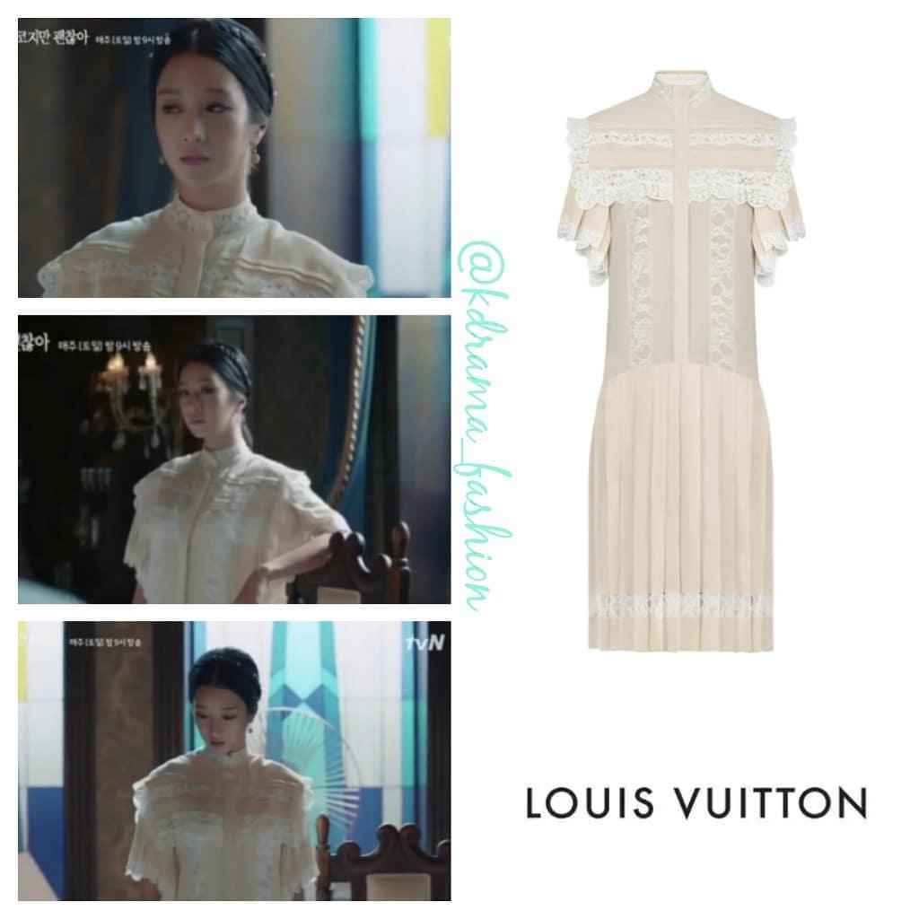 """Khi Seo Ye Ji đụng hàng, ngay cả """"con dâu Vua sòng bài Macau"""" cũng phải lép vế: """"Điên nữ"""" thắng thế toàn tập chỉ nhờ kiểu tóc siêu xinh - Ảnh 3."""