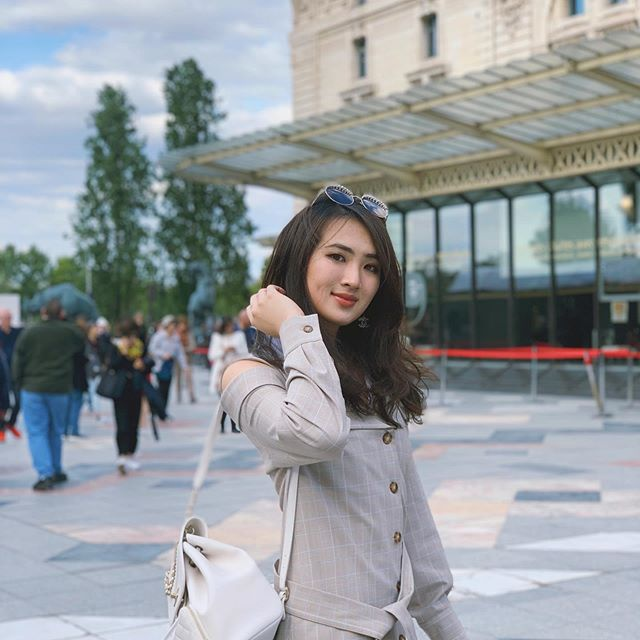 """Ngoài """"thiếu nữ thiên tài"""" vừa được biết đến, đế chế Huawei còn một cô gái tài năng không kém, đó chính là """"Công chúa Huawei"""" Annabel Yao - Ảnh 8."""