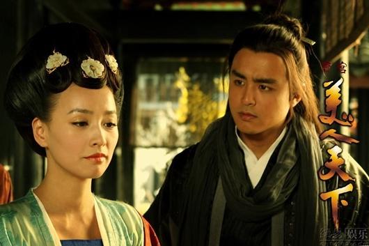 Trương Đình tái xuất ở tuổi 50 đẹp bỏ xa Lý Tiểu Lộ nhưng đáng nói là gợi nhắc thời Dương Mịch còn đóng vai phụ  - Ảnh 8.