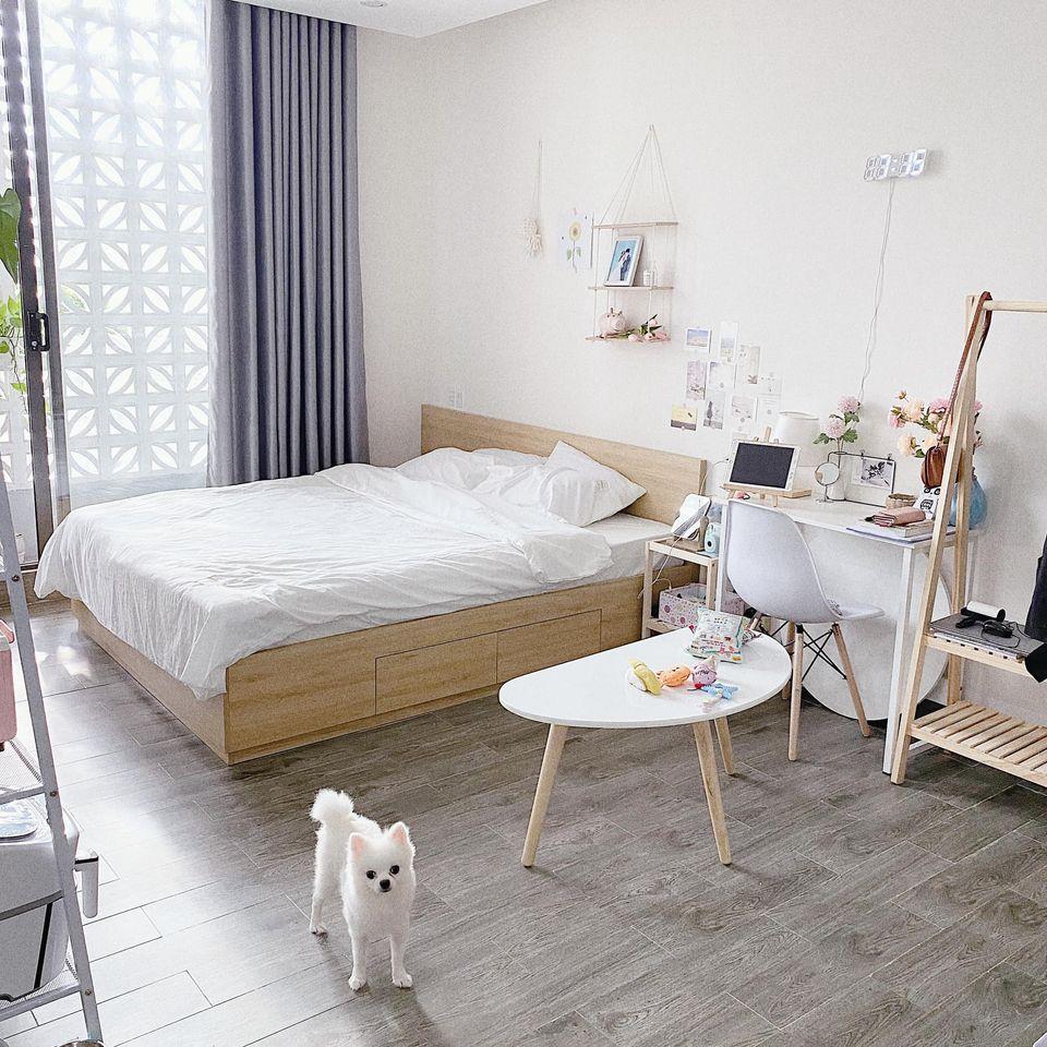 """Thuê căn hộ 35m² tại Đà Nẵng, cô gái """"hô biến"""" diện mạo mới khiến ai cũng phải ngỡ ngàng, màn tiết lộ chi phí mới thực sự gây bất ngờ - Ảnh 4."""