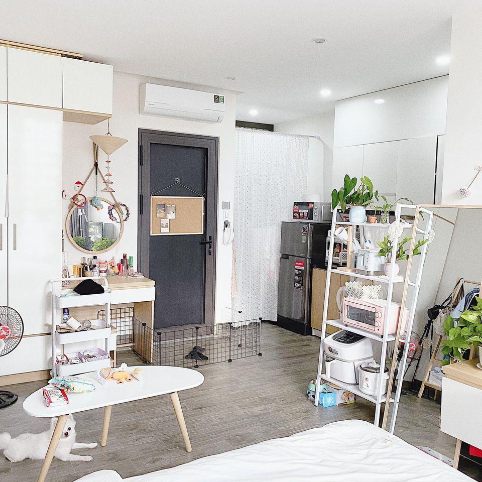 """Thuê căn hộ 35m² tại Đà Nẵng, cô gái """"hô biến"""" diện mạo mới khiến ai cũng phải ngỡ ngàng, màn tiết lộ chi phí mới thực sự gây bất ngờ - Ảnh 7."""