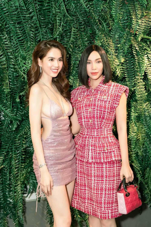 Phượng Chanel lên đồ khác biệt, chiếm spotlight tại tiệc mừng của Ngọc Trinh - Ảnh 8.