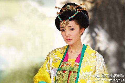 Trương Đình tái xuất ở tuổi 50 đẹp bỏ xa Lý Tiểu Lộ nhưng đáng nói là gợi nhắc thời Dương Mịch còn đóng vai phụ  - Ảnh 10.