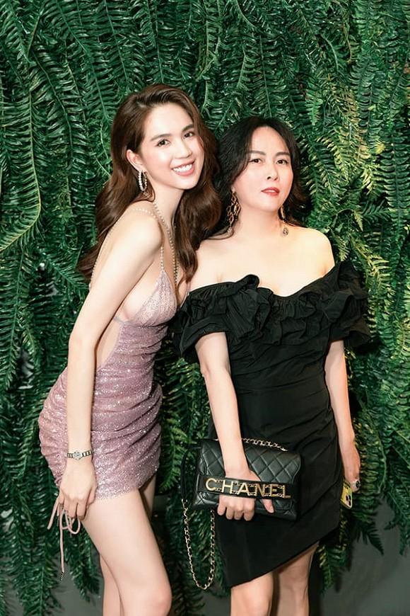 Phượng Chanel lên đồ khác biệt, chiếm spotlight tại tiệc mừng của Ngọc Trinh - Ảnh 5.