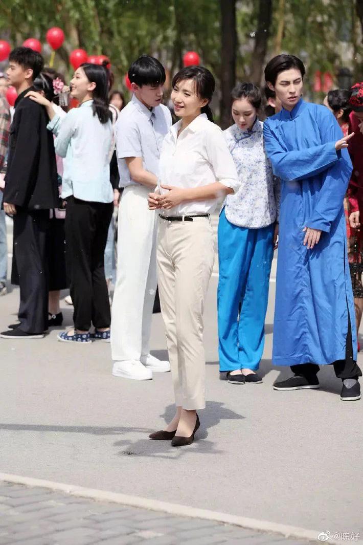 Gần 20 năm sau Như Ý Cát Tường, Trần Hảo nay đã 40 tuổi, từng bị chê béo tròn thô kệch nhưng sắc vóc hiện tại mới thực sự gây choáng - Ảnh 9.
