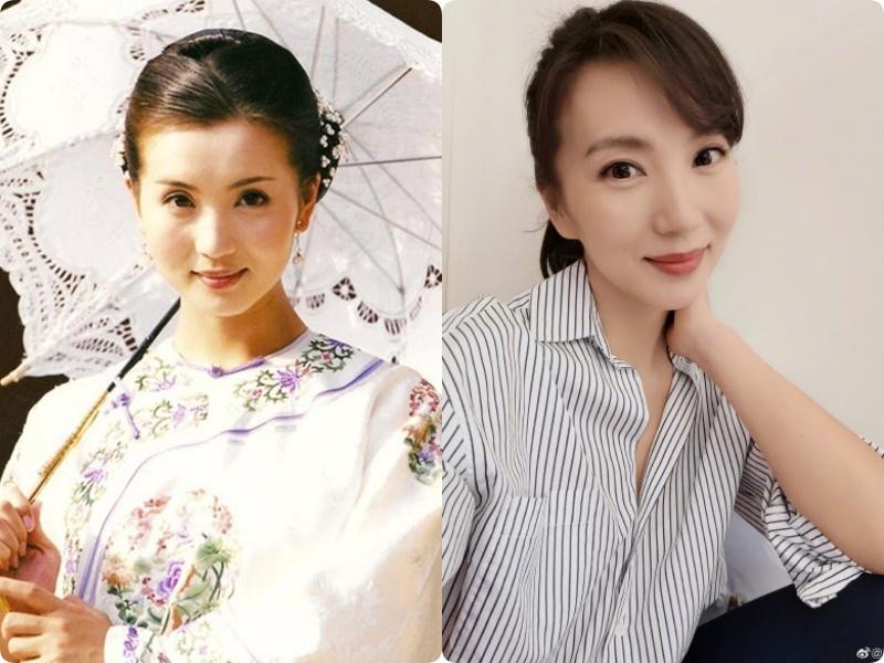 """Gần 20 năm sau Như Ý Cát Tường, Trần Hảo nay đã 40 tuổi vẫn xứng danh """"mỹ nhân vạn người mê"""": Bí quyết của cô chỉ ở 1 chai nước khoáng - Ảnh 1."""