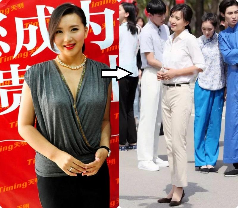 Gần 20 năm sau Như Ý Cát Tường, Trần Hảo nay đã 40 tuổi, từng bị chê béo tròn thô kệch nhưng sắc vóc hiện tại mới thực sự gây choáng - Ảnh 10.