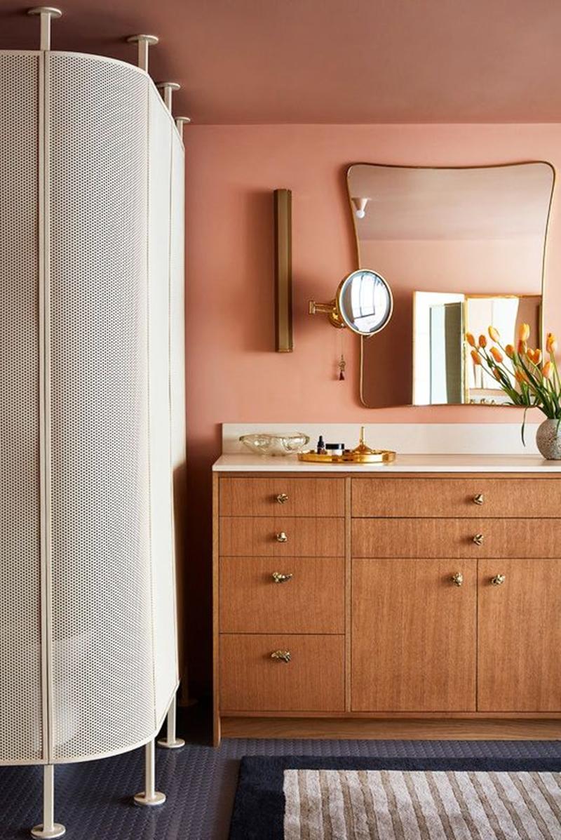 Những ý tưởng phòng tắm tuyệt vời khiến cho bạn không bao giờ muốn rời khỏi đây - Ảnh 19.