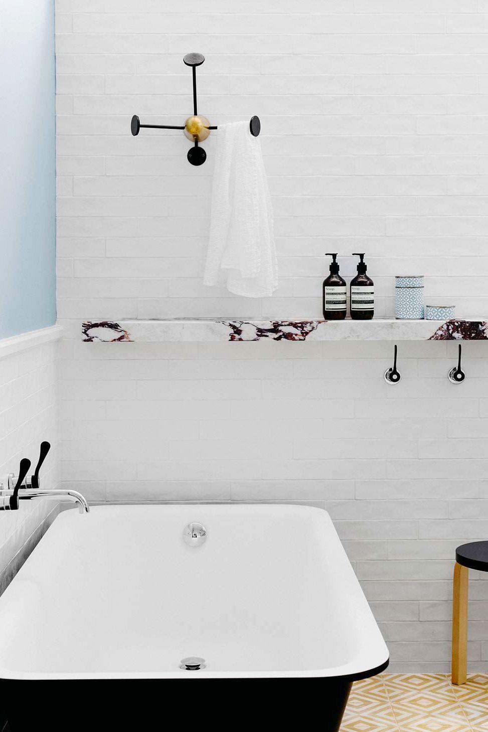 Những ý tưởng phòng tắm tuyệt vời khiến cho bạn không bao giờ muốn rời khỏi đây - Ảnh 17.
