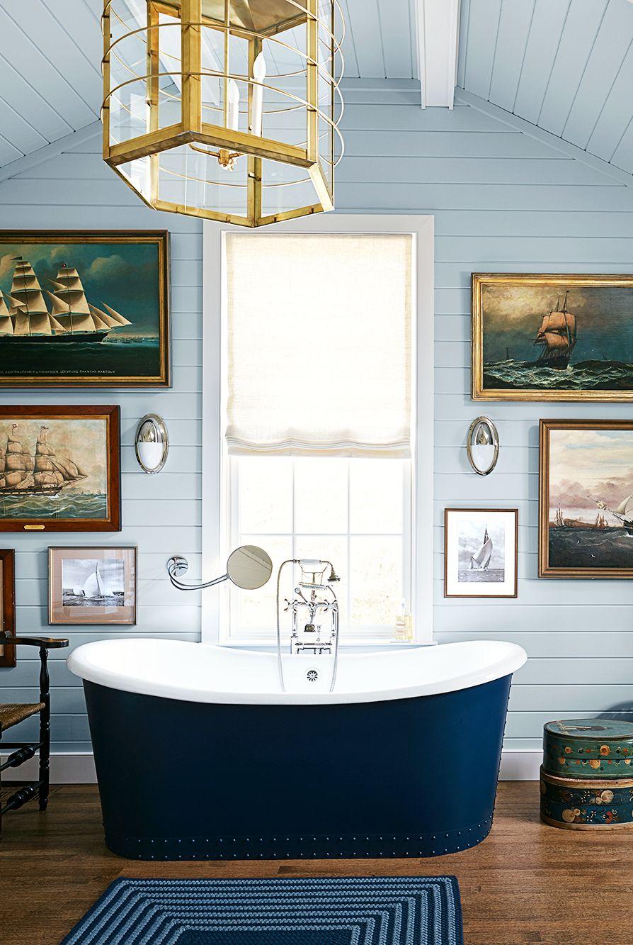 Những ý tưởng phòng tắm tuyệt vời khiến cho bạn không bao giờ muốn rời khỏi đây - Ảnh 13.