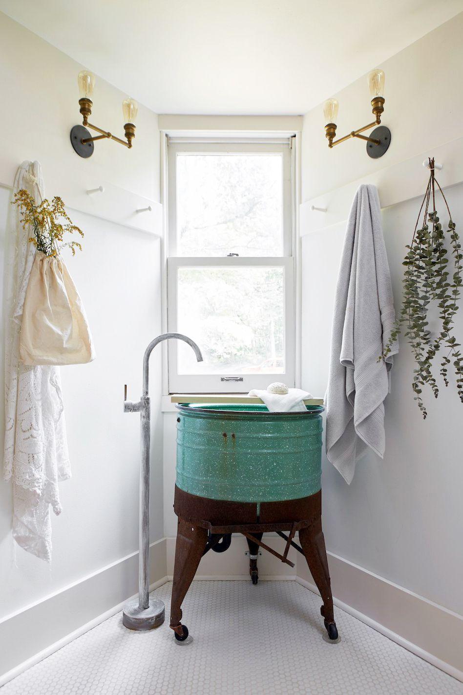 Những ý tưởng phòng tắm tuyệt vời khiến cho bạn không bao giờ muốn rời khỏi đây - Ảnh 18.