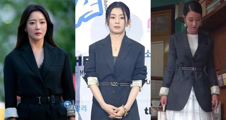 """Gặp phải """"quốc bảo nhan sắc"""" Kim Hee Sun thì có là Seo Ye Ji hay Irene đều phải chịu thua khi đụng hàng - Ảnh 8."""