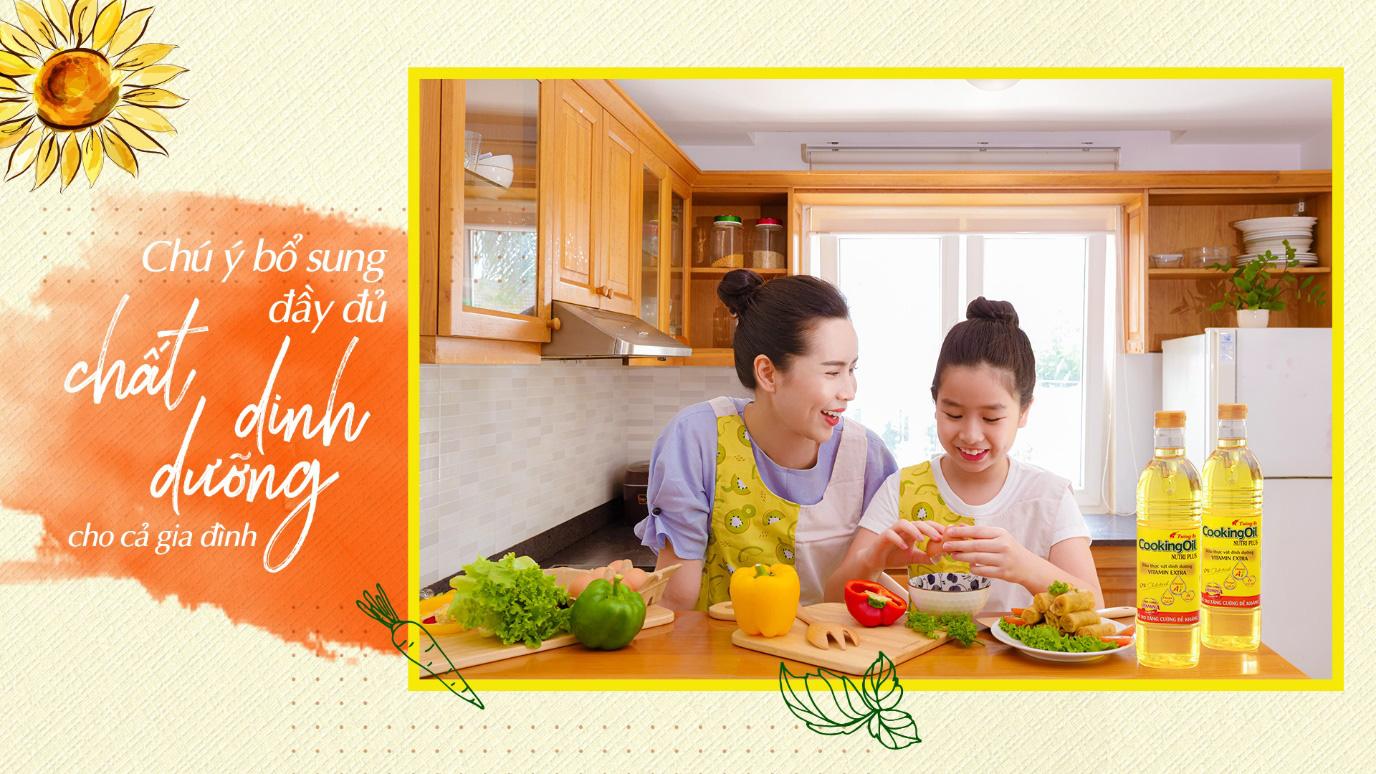 Lưu Hương Giang chia sẻ bí quyết tăng cường sức đề kháng cho cả gia đình ngay từ những điều nhỏ nhất - Ảnh 3.