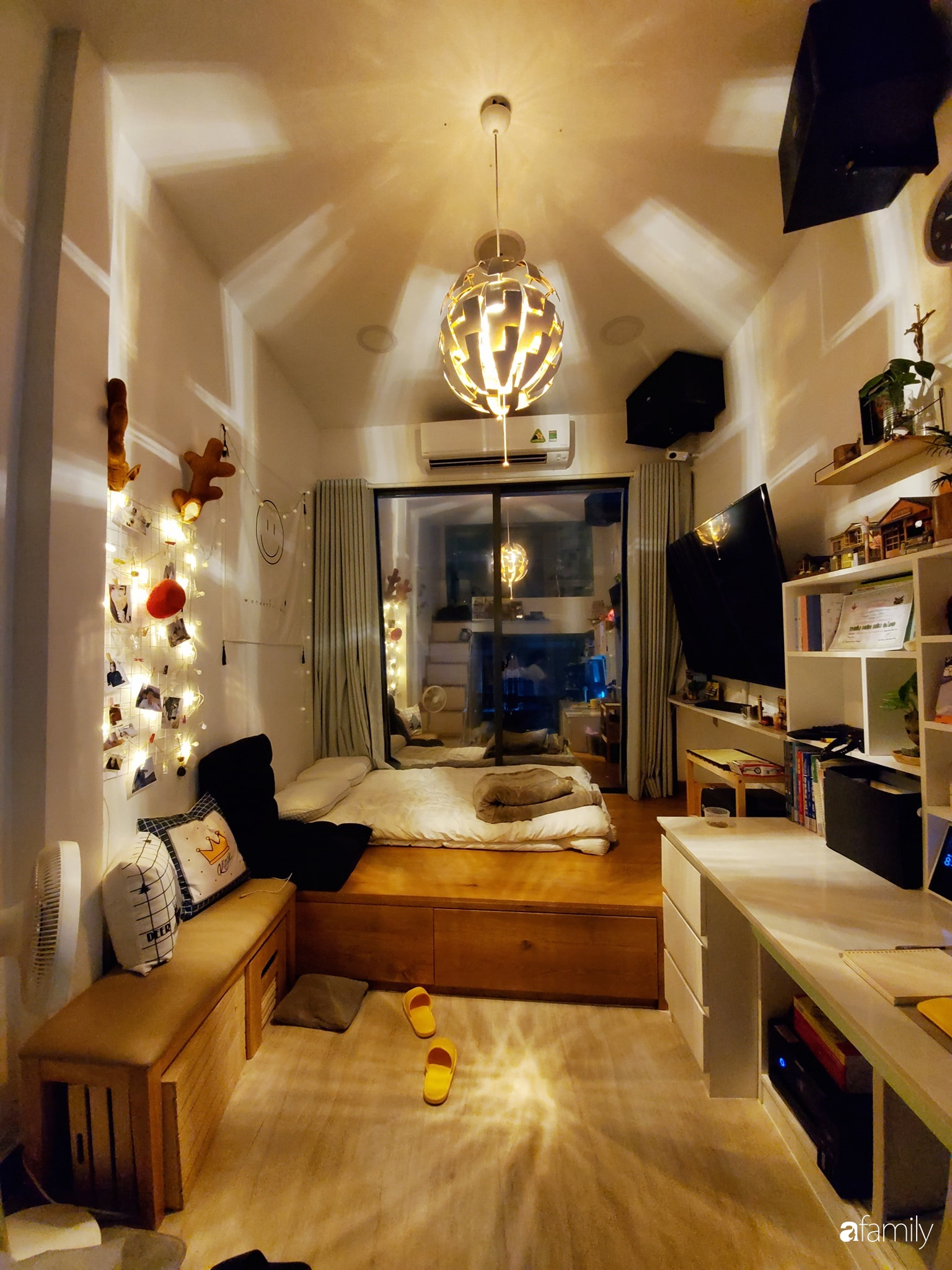 Cải tạo nhà phố 21m² trong ngõ nhỏ thành không gian xinh xắn, tiện nghi có chi phí hoàn thiện 700 triệu đồng ở Sài Gòn - Ảnh 25.
