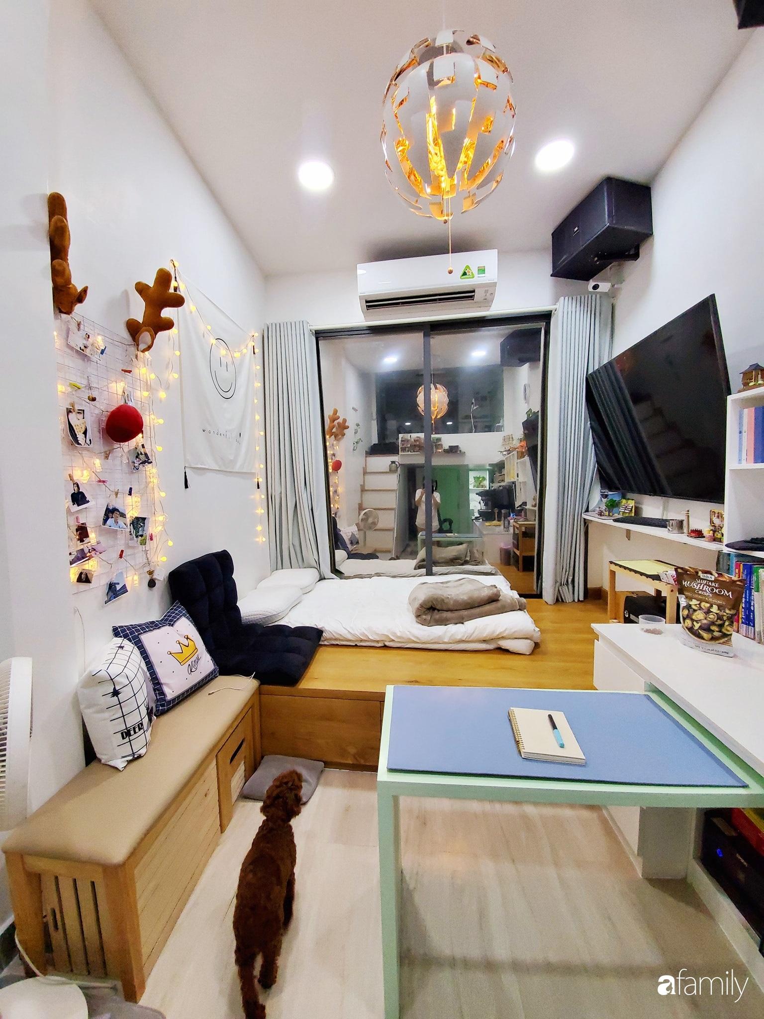 Cải tạo nhà phố 21m² trong ngõ nhỏ thành không gian xinh xắn, tiện nghi có chi phí hoàn thiện 700 triệu đồng ở Sài Gòn - Ảnh 23.
