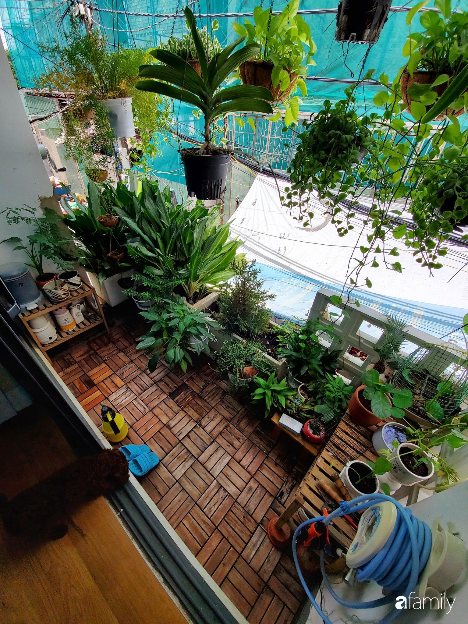Cải tạo nhà phố 21m² trong ngõ nhỏ thành không gian xinh xắn, tiện nghi có chi phí hoàn thiện 700 triệu đồng ở Sài Gòn - Ảnh 28.