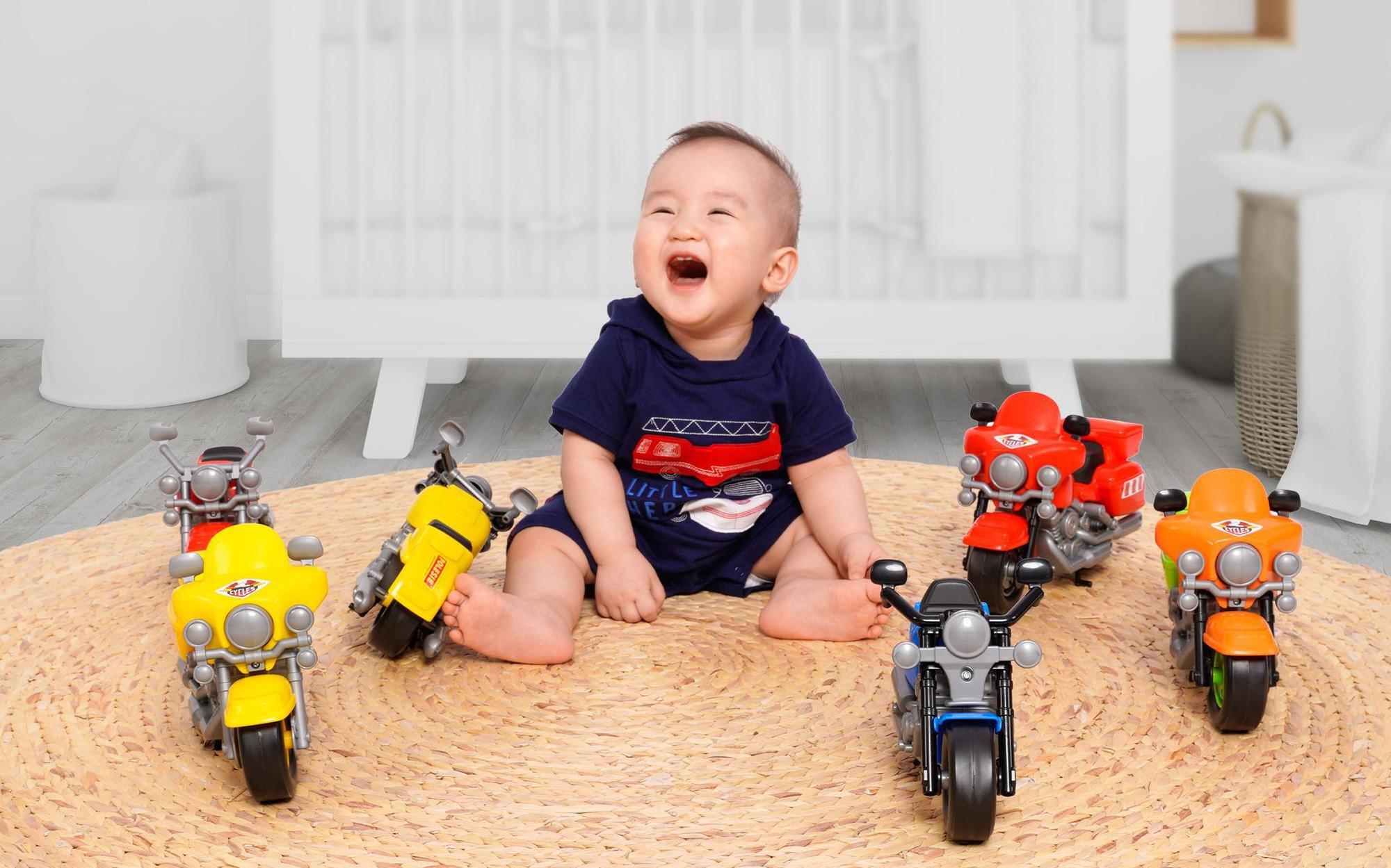 Nguy cơ tiềm tàng với trẻ nhỏ từ những món đồ chơi sử dụng pin