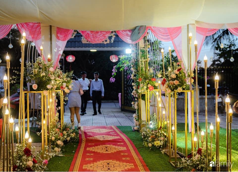 Nghe cô dâu Cần Thơ mách cách tự lên ý tưởng để trang trí tiệc cưới tiết kiệm, đẹp lung linh chỉ hết hơn 10 triệu trong mùa dịch - Ảnh 7.