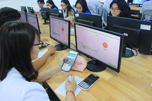 Học sinh cả nước vỗ tay ăn mừng sau Thông tư số 26 của Bộ GD&ĐT: Loại bỏ điểm 1 tiết, kiểm tra viết được phép thực hiện trên máy tính - Ảnh 2.